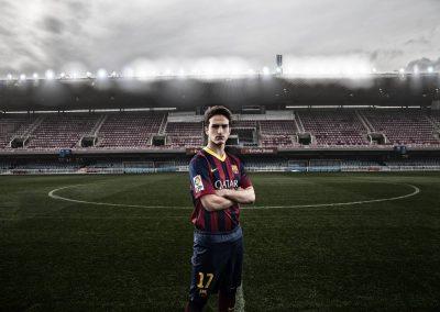 José Mercado fotografía, Sesiones, Deportivas, Denis Suarez 01