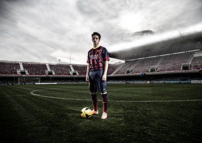 José Mercado fotografía, Sesiones, Deportivas, Denis Suarez 02