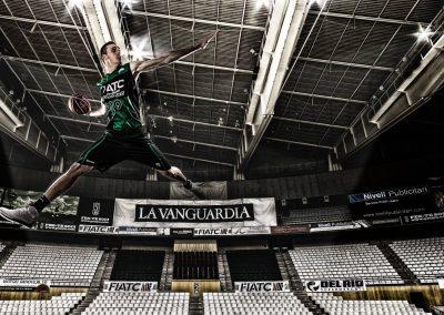 José Mercado fotografía, Sesiones, Deportivas, Joventut de Badalona 03