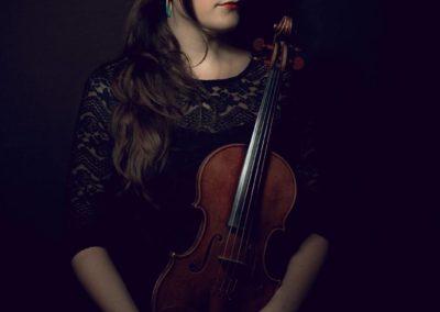 Músico, violinista, Sesiones, Estudio, 36