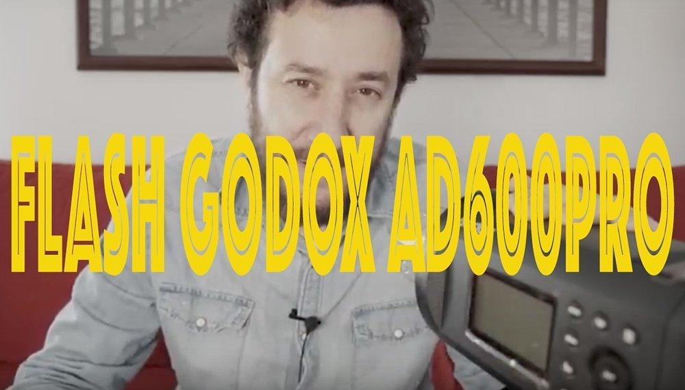 Flash Godox Ad600Pro