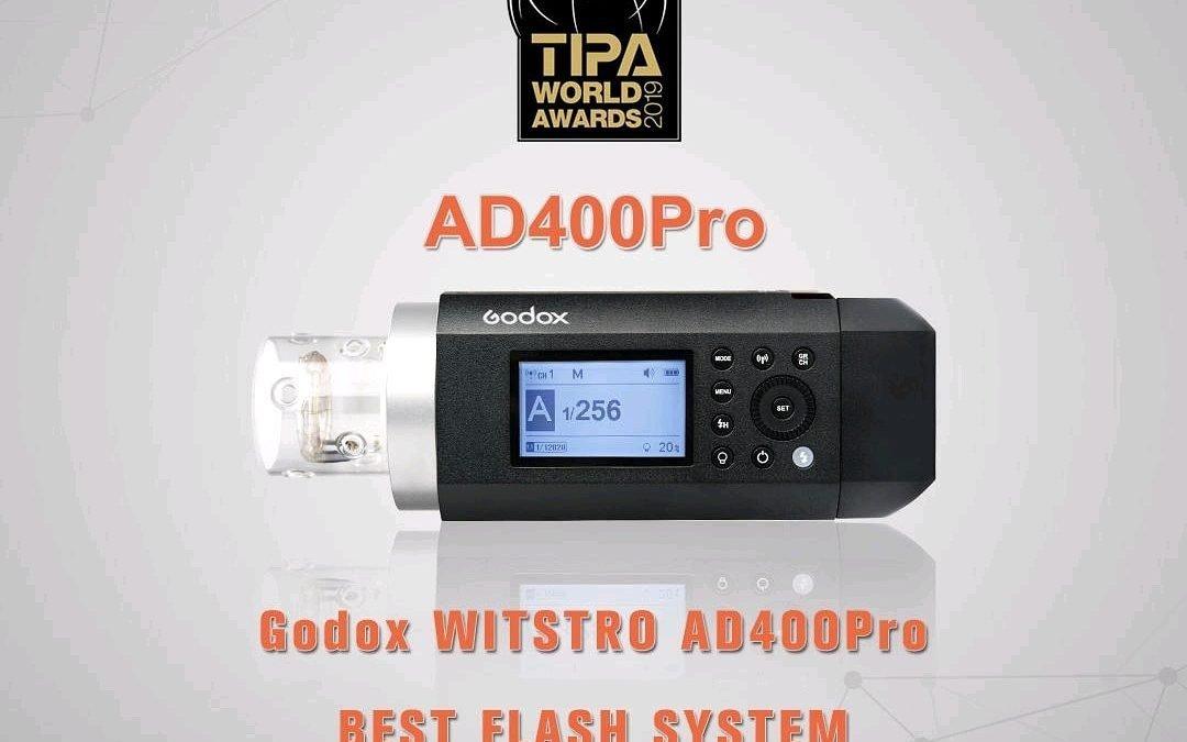 Sorprendente. Flash GODOX Ad400Pro el mejor flash