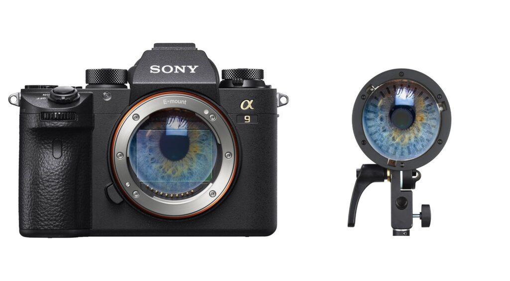 Vision cámara y flash