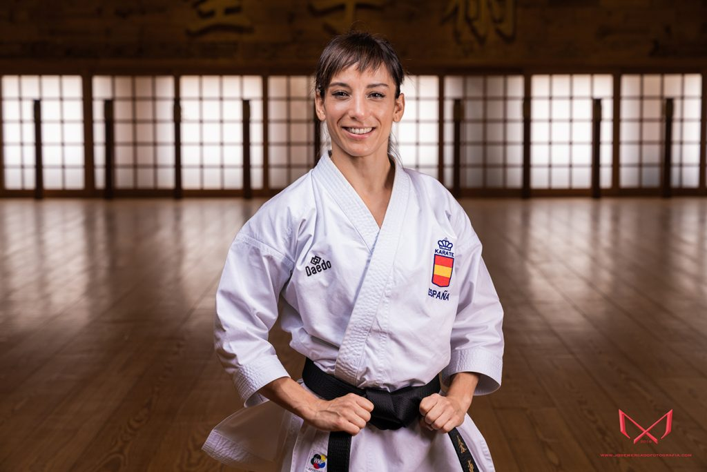 Sandra Sanchez karate