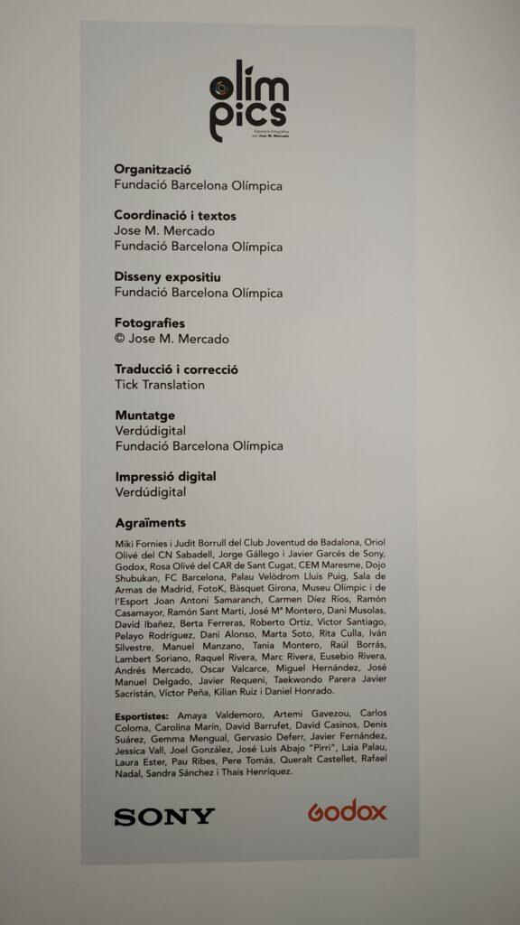 Exposición Olímpicos