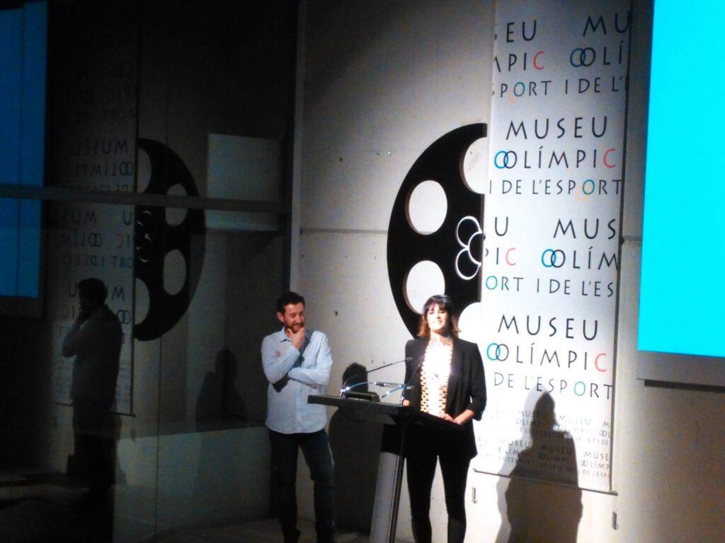 Presentación junto Thäis Heríquez