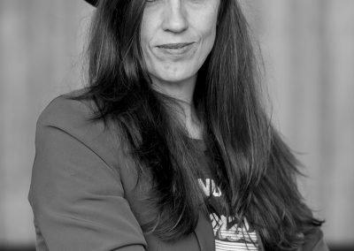 Juana Macias, Directora